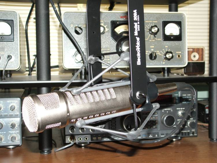 WA4IRE Hi-Fi ESSB Voodoo Audio Amateur Radio Station